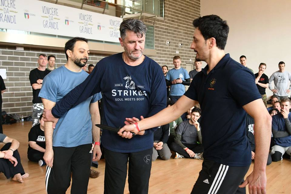 Systema Self Defense